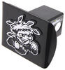 "Wichita State Shockers Trailer Hitch Receiver Cover - 2"" Hitches - Chrome Emblem Collegiate U-Y AMG102800"