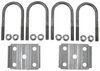 Redline Axle Mounting Hardware - APUBR-1