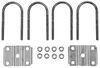 Redline Axle Mounting Hardware - APUBR-8