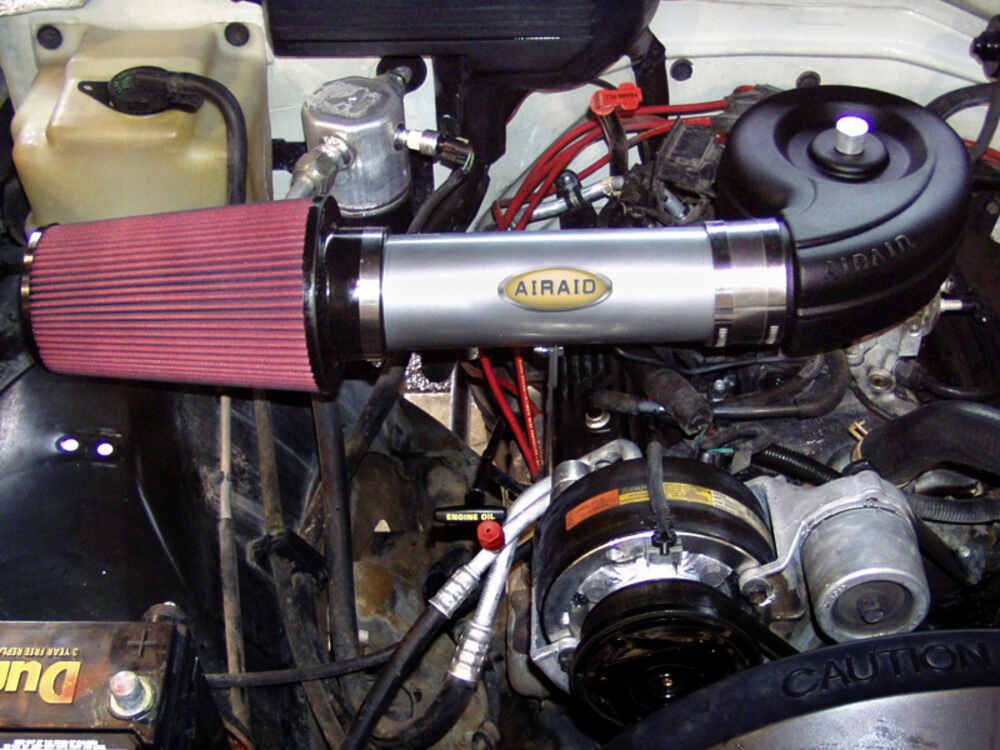 Engine Cold Air Intake Performance Kit Airaid 200-104