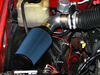 0  air intakes airaid intake system open box/heat shield classic cold with synthamax dry filter - blue
