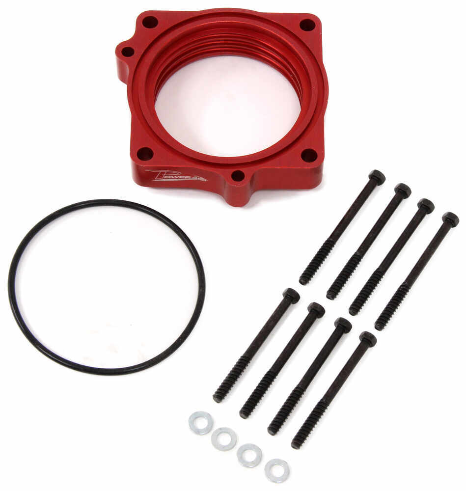 AR300-631-1 - Billet Aluminum Airaid Throttle Body Spacer