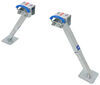 Ark Drop Down Corner RV Stabilizer Jacks - 2' Long Corner Steadies - Qty 2 Swing Down Jack AR34FR