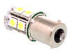Arcon 1003 LED Bulb - Single Contact Candelabra Bayonet - 360 Degree - 2.4 Watt - Bright White LED Light AR50435