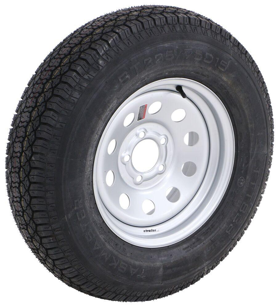 Taskmaster Trailer Tires and Wheels - AS225B645SMV