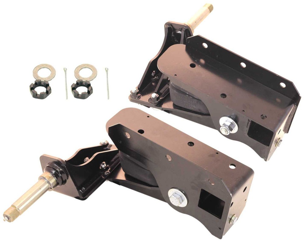Timbren Axle-Less Trailer Suspension System - Spindle Only - Off-Road Tires - 1,200 lbs Universal Fit ASR1200S01