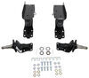 timbren trailer leaf spring suspension axle replacement system asr2000s02