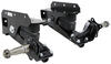 timbren trailer leaf spring suspension axles universal fit axle-less system - spindle w/brake flange regular tires 2 000 lbs