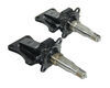 Trailer Leaf Spring Suspension ASR3500S05 - Axle Replacement System - Timbren