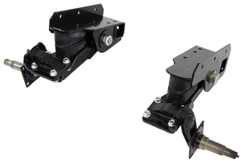 Trailer Leaf Spring Suspension ASR3500S06 - Universal Fit - Timbren