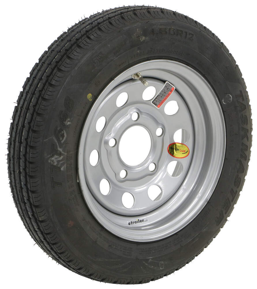 Taskmaster Trailer Tires and Wheels - AT12R45SM