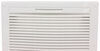 atwood rv air conditioners system w ceiling assembly thermostat high profile command rooftop conditioner - 11.3 amps 13 500 btu ducted white