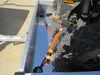0  trailers apogee utility folding adapt-x 300 trailer - 4' wide x 8' long 2 712 lbs