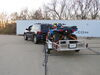0  trailers apogee utility folding optimax trailer - 4' wide x 8' long 1 984 lbs