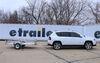 0  trailers apogee utility 4w x 8l foot optimax folding trailer - 4' wide 8' long 1 984 lbs