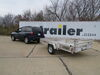 0  trailers apogee utility adapt-x 500 folding trailer - 5' wide x 10' long 2 712 lbs