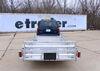 0  trailers apogee utility 5w x 10-1/4l foot adapt-x 500 folding trailer - 5' wide 10' long 2 712 lbs
