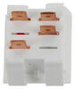 Single-Panel On/Off Switch for Atwood Gas and Electric Water Heaters - White Switch AT91859