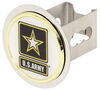 AUT-ARMY-C - Fits 2 Inch Hitch Au-Tomotive Gold Public Service and Military