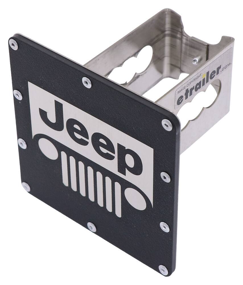 AUT-JEEG-RB - Jeep Au-Tomotive Gold Hitch Covers