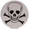 AUT-SKL2-S - Skulls Au-Tomotive Gold Misc Covers