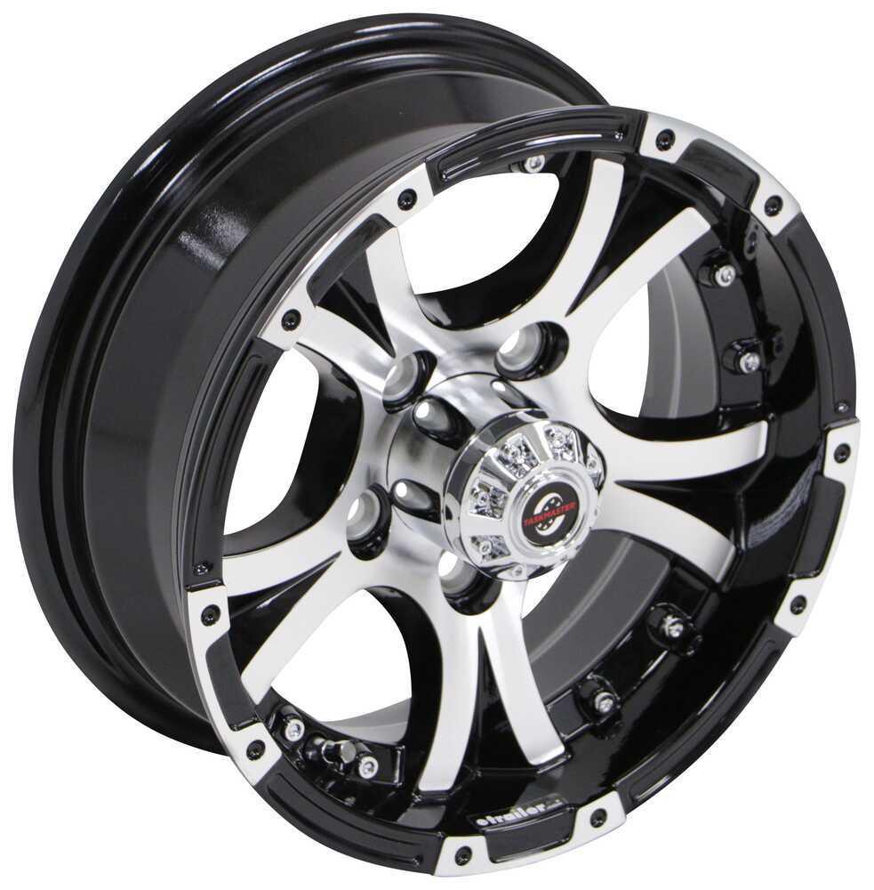 Trailer Tires and Wheels AX02350545BMFL - Aluminum Wheels,Boat Trailer Wheels - Taskmaster