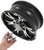 AX02560655BMMFL - 6 on 5-1/2 Inch Taskmaster Wheel Only