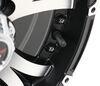 "Aluminum Viking Series Valhalla Trailer Wheel - 15"" x 6"" - 6 on 5-1/2 - Silver Spoke 15 Inch AX02560655BMMFL"
