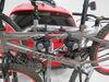 "Kuat Beta - Folding 2 Bike Aluminum Rack for 1-1/4"" Trailer Hitches - Gun Metal Gray Class 1,Class 2 B202-114"