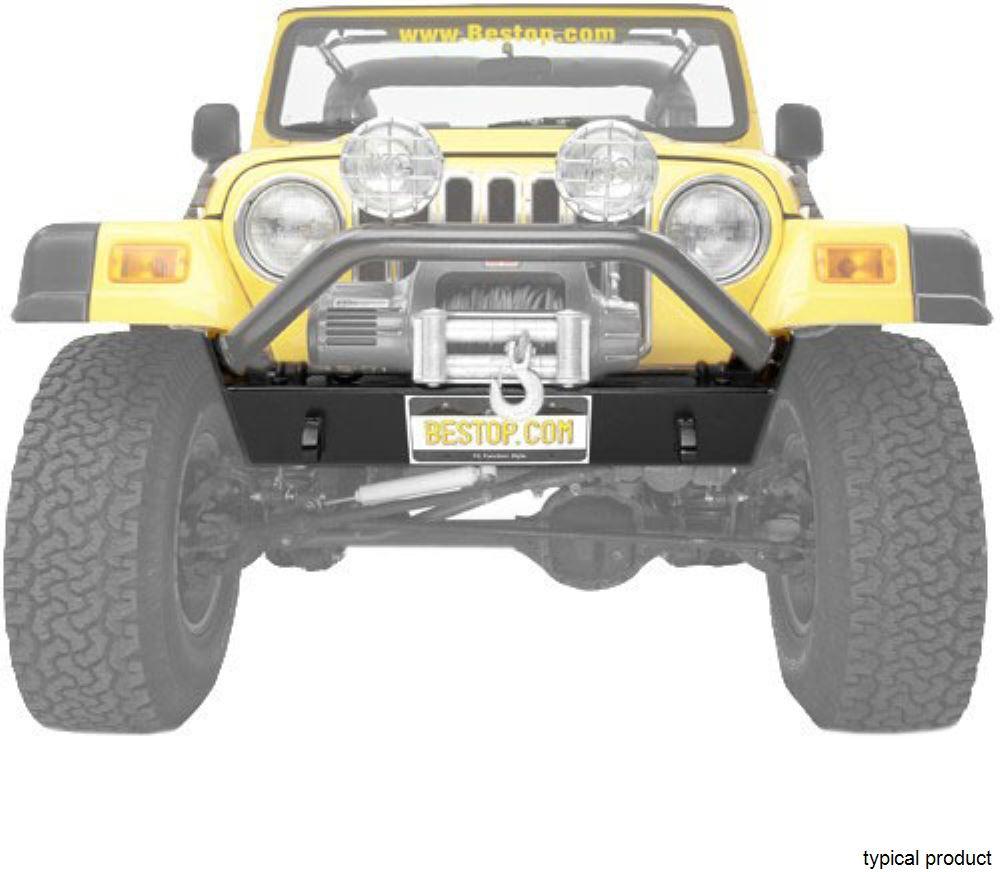 Bumper B4493001 - Accessory Bumper - Bestop