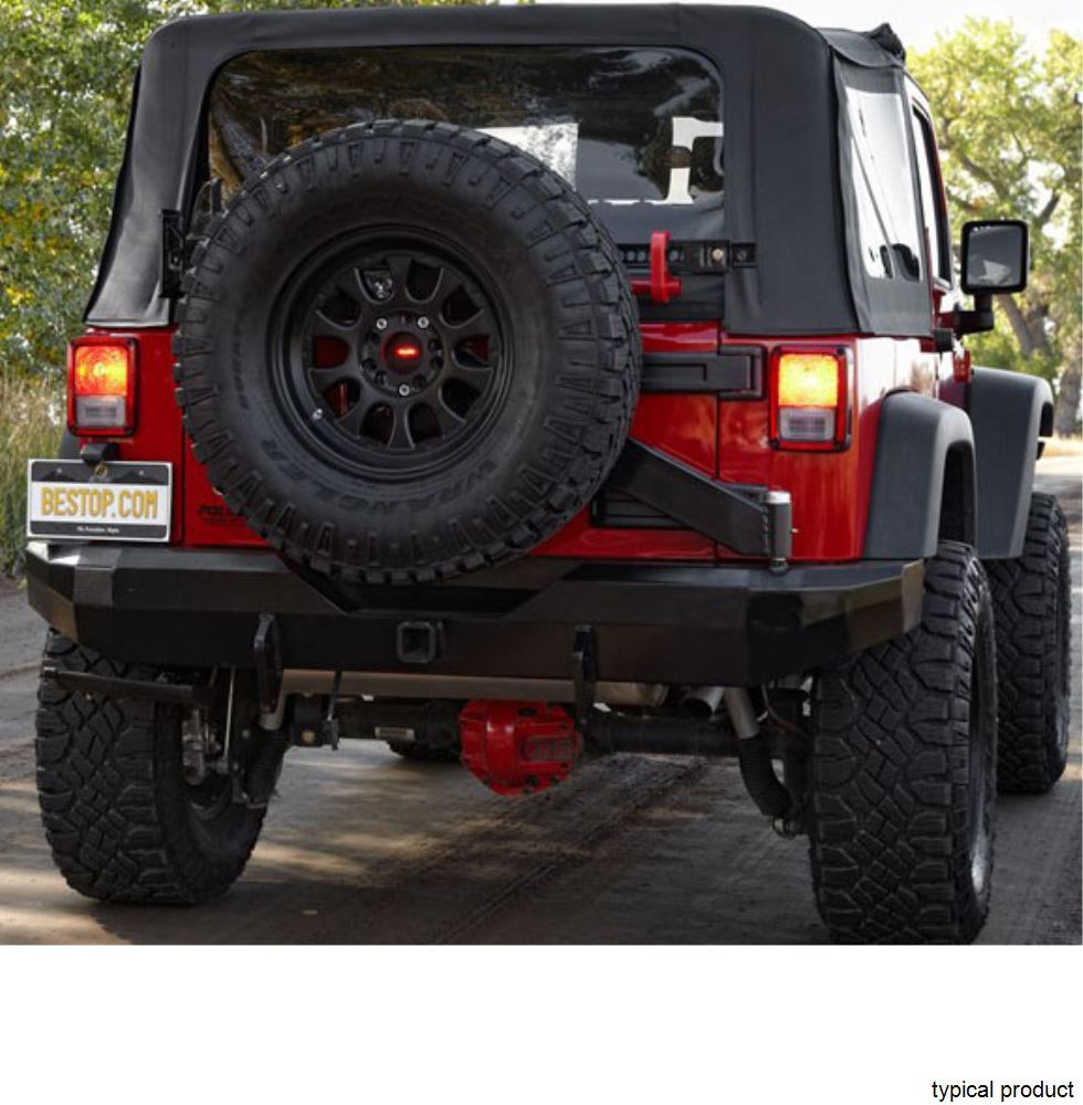 Bestop Accessory Bumper Bumper - B4493101