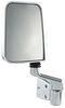 bestop replacement mirrors standard mirror non-heated for jeep wrangler 1986-2006 - chrome