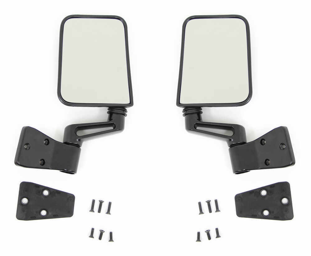 Bestop Fits Driver and Passenger Side Replacement Mirrors - B5126201