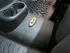 Bestop Custom Auto Floor Liner - Rear - Black Rear B5150401 on 2015 Jeep Wrangler Unlimited