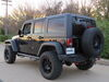 Bestop Thermoplastic Floor Mats - B5150701 on 2015 Jeep Wrangler Unlimited