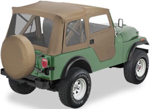 B5159704 - Soft Top Bestop Jeep Tops
