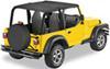 B5253235-B51238 - Full-Length Bestop Jeep Tops