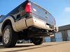 Bestop TrekStep Truck Bumper Step - Aluminum - Driver Side 300 lbs B75303 on 2013 Ford F-250 and F-350 Super Duty