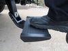 Bestop TrekStep - Rear Mounted Truck Step - Aluminum - Driver Side 6-1/2 Inch Wide BE74ER