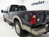 Nerf Bars - Running Boards B7540315 - 6 Inch Width - Bestop on 2013 Ford F-250 and F-350 Super Duty