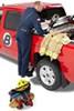 B7541515 - Aluminum Bestop Toolbox Step