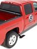 Bestop TrekStep - Rear Mounted Truck Step - Aluminum - Driver Side 300 lbs BE74ER