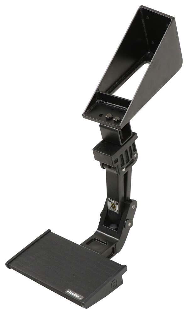 Nerf Bars - Running Boards B7541615 - Black - Bestop
