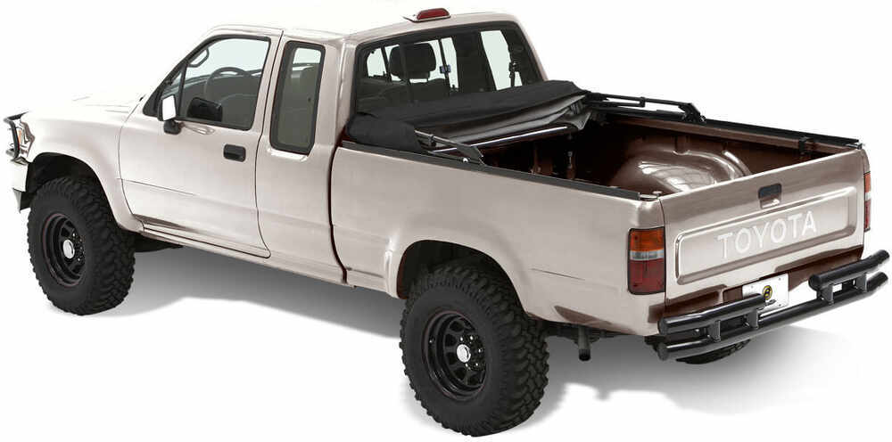 Bestop Supertop For Truck Collapsible Bed Cover Bestop Tonneau Covers B76306