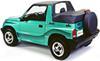Jeep Tops B9002915 - Tonneau - Bestop