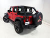 Jeep Tops B9003135 - Black - Bestop on 2010 Jeep Wrangler Unlimited