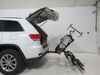 "Kuat NV 2.0 Base 4-Bike Platform Rack - 2"" Hitches - Tilting - Matte Black Fits 2 Inch Hitch BA22B-BA02B on 2015 Jeep Grand Cherokee"
