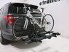 Hitch Bike Racks BA22B - Wheel Mount - Kuat on 2017 Ford Explorer