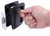 Trailer Door Latch BA55FR - Left-Hand - Bauer Products