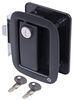 BA55FR - Built In Lock Bauer Products Trailer Door Latch